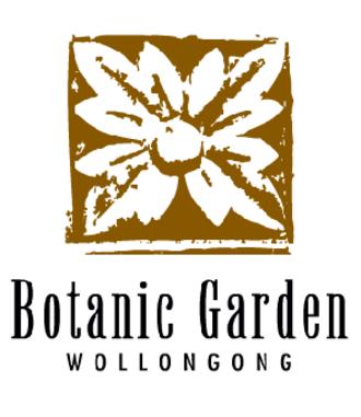 Wollongong Botanic Garden - Botanic Garden logo