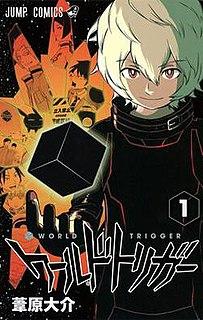 <i>World Trigger</i> Manga