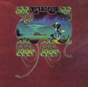 Yessongs - Image: Yessongs front cover
