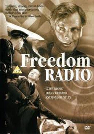 Freedom Radio - DVD cover