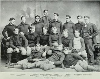 1895 Illinois Fighting Illini football team - Image: 1895 Illinois Fighting Illini football team