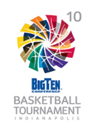 2010 Big Ten Conference Men's Basketball Tournament - 2010 Tournament logo
