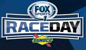 NASCAR RaceDay - Image: 2014 Logo For NASCAR RACE DAY
