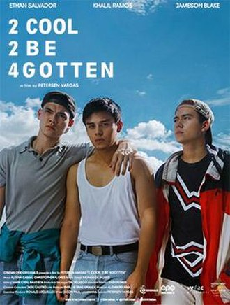 2 Cool 2 Be 4gotten - Theatrical release poster