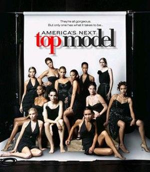 America's Next Top Model (cycle 2) - Image: ANTM2
