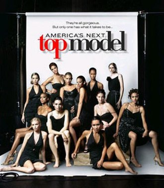 America's Next Top Model (cycle 2) - Image: ANTM2
