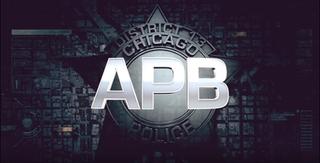 <i>APB</i> (TV series) American procedural drama that aired on Fox