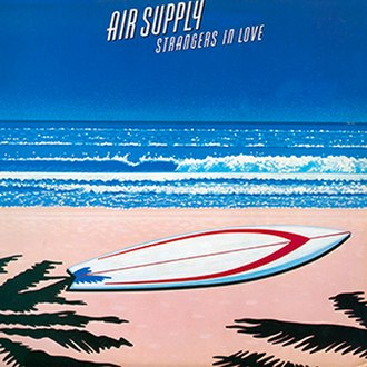 Air Supply (1976 album) - Image: Air Supply 1976 Japan