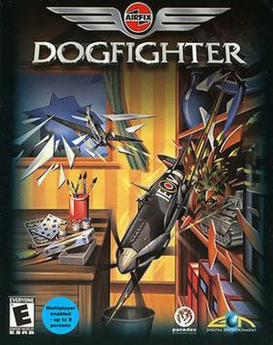 Airfix Dogfighter - Front Cover (U. S.)