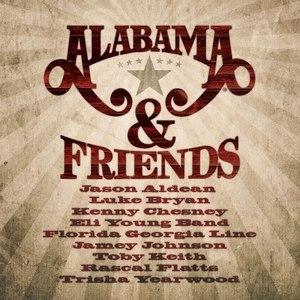 Alabama & Friends - Image: Alabamaand Friends