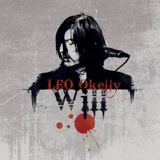 Will (Leo O'Kelly album) - Image: Album will okelly frontcover