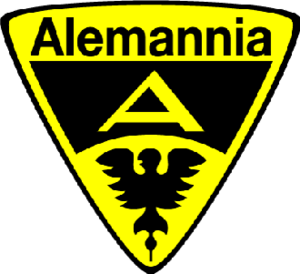Logo of Alemannia Aachen, German football team