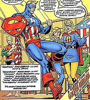 List of Amalgam Comics characters - Wikipedia