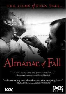 <i>Almanac of Fall</i> 1984 film by Béla Tarr