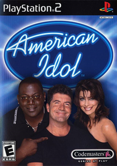 Picture of a game: American Idol