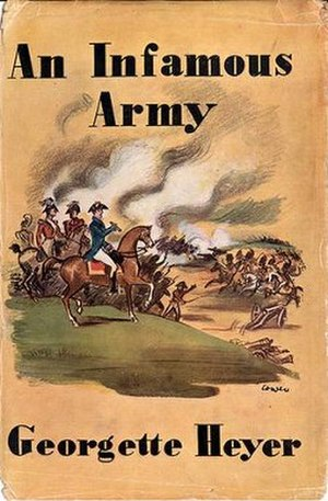 An Infamous Army - First edition