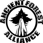 Logo of the Ancient Forest Alliance