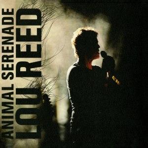 Animal Serenade - Image: Animal Serenade (Lou Reed album cover art)