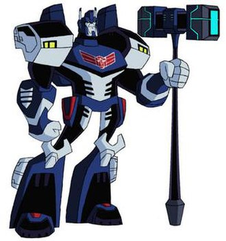 Ultra Magnus - Ultra Magnus in Transformers Animated