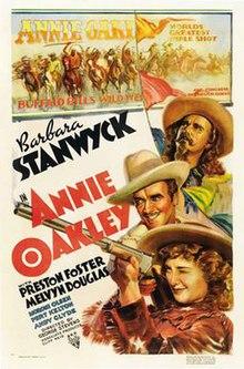 Annie Oakley (afiŝo).jpg