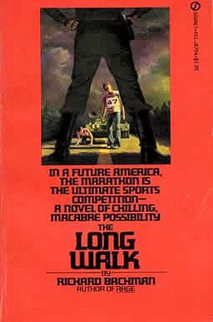 The Long Walk - First edition cover