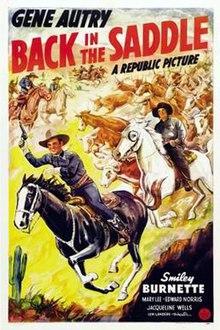 Back in the Saddle (film) - Wikipedia
