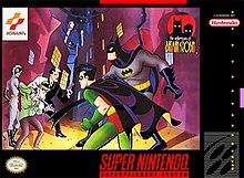 The Adventures Of Batman Amp Robin Video Game Wikipedia