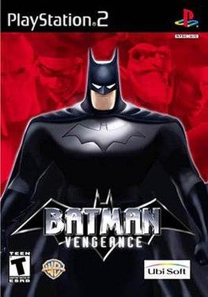 Batman: Vengeance - Image: Batman Vengeance