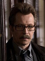 Gary Oldman as James Gordon in Batman Begins (2005)