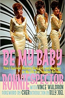 <i>Be My Baby</i> (book)