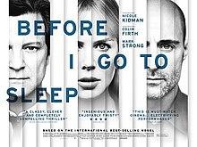 Before I Go to Sleep (2014) [English] SL DM - Nicole Kidman, Mark Strong, Colin Firth, and Anne-Marie Duff