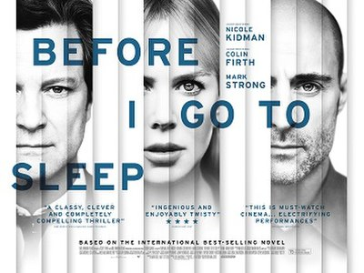 Picture of a movie: Before I Go To Sleep