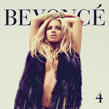 Image result for beyonce 4 album cover