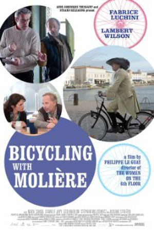 Bicycling with Molière - Film poster
