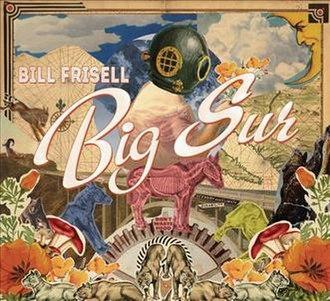 Big Sur (album) - Image: Big Sur (album)