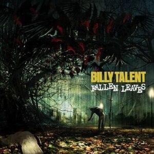 Fallen Leaves - Image: Billy Talent Fallen Leaves