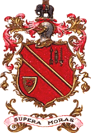 County Borough of Bolton - Image: Bolton 1890 arms