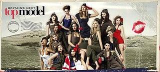 <i>Britains Next Top Model</i> (series 5) Season of television series