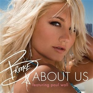 About Us (song) - Image: Brooke Hogan About Us