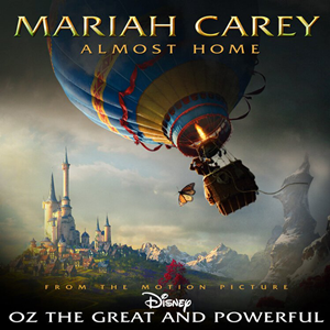 "Almost Home (Mariah Carey song) - Image: CD Cover to ""Almost Home"" by Mariah Carey"