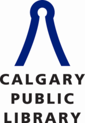Calgary Public Library, old logo