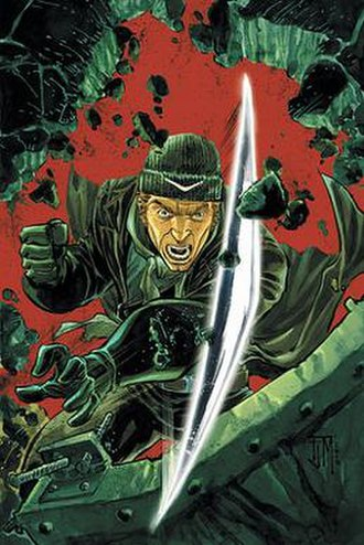 Captain Boomerang - Image: Captain Boomerang (THE FLASH 7)