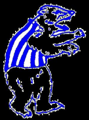 Caulfield Football Club - Image: Caulfield fc old logo