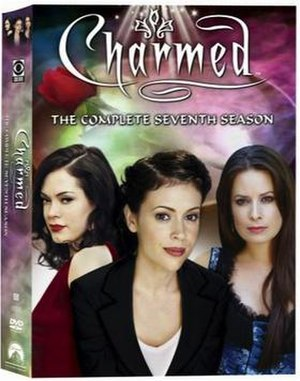 Charmed (season 7) - DVD cover