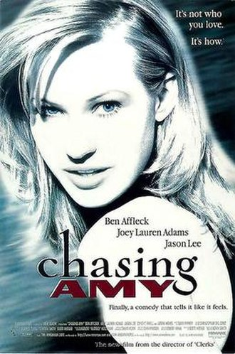 Chasing Amy - Theatrical release poster