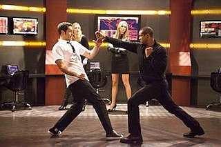 Chuck Versus the A-Team 18th episode of the fourth season of Chuck