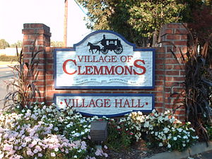 Clemmons, North Carolina - Clemmons Town Hall