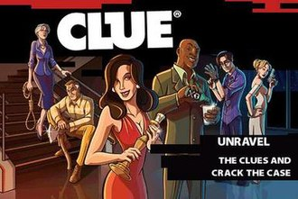 Clue (mobile games) - Image: Clue mobile game