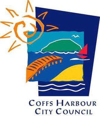 City of Coffs Harbour - Image: Coffs Harbour City Council Logo