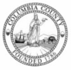 Official seal of Columbia County